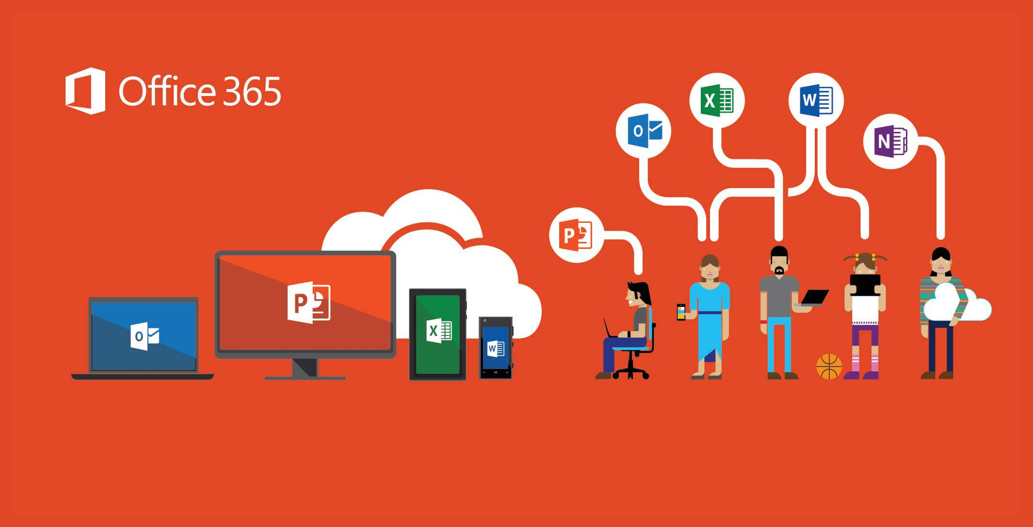 Office 365 Grafik